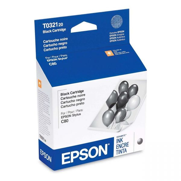 Epson TO32120 Black Ink Cartridge