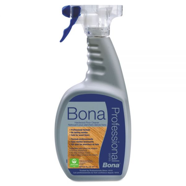Bona Hardwood Floor Cleaner, 32 oz Spray Bottle
