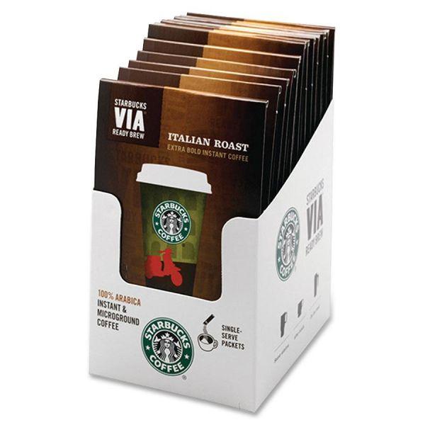 Starbucks Italian Roast Instant Coffee