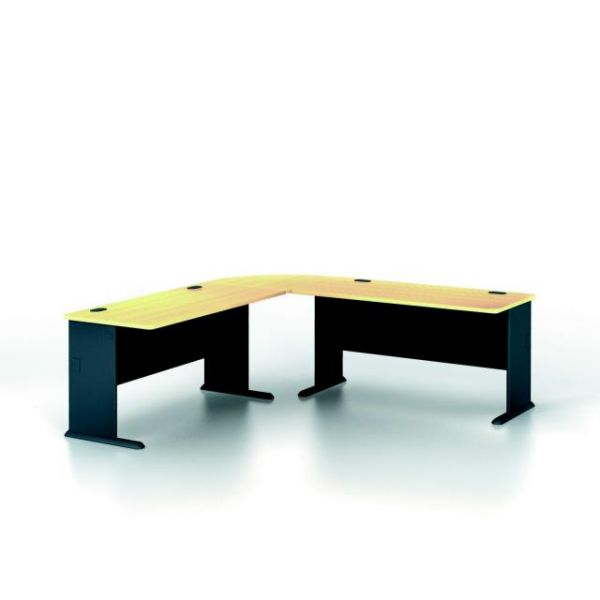 bbf Series A Administrative Configuration - Beech finish by Bush Furniture