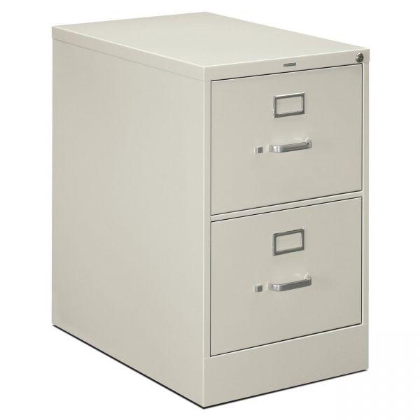 HON 320 Series 2-Drawer Vertical File Cabinet