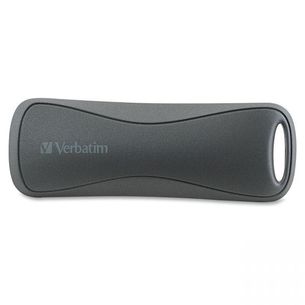 Verbatim SD/Memory Stick Pocket Card Reader, USB 2.0 - Graphite