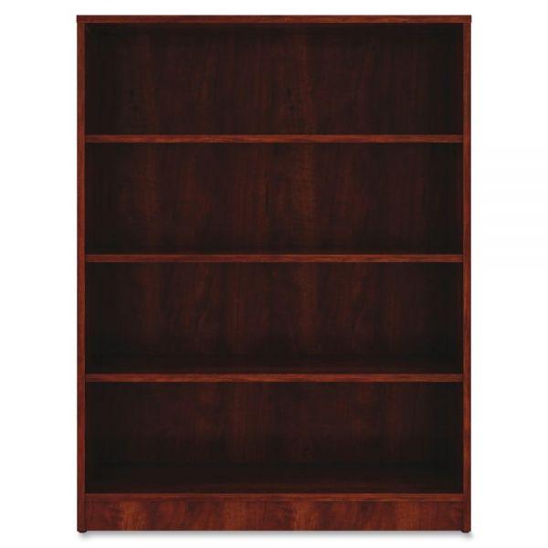 Lorell 4-Shelf Bookcase