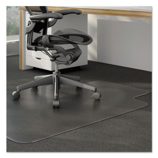 Universal Cleated Low Pile Chair Mat