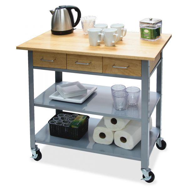 Vertiflex Countertop Serving Cart