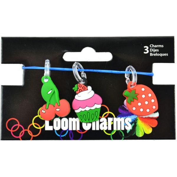 Loom Band Sweet Charms