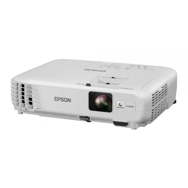 Epson PowerLite 740HD LCD Projector - 720p - HDTV - 16:10