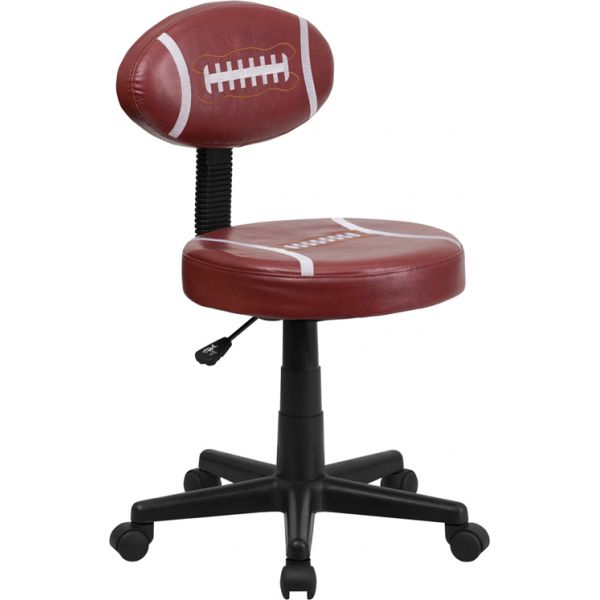Flash Furniture Football Student Task Chair