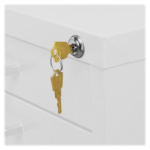Safco 5-Drawer Flat File Lock Kit