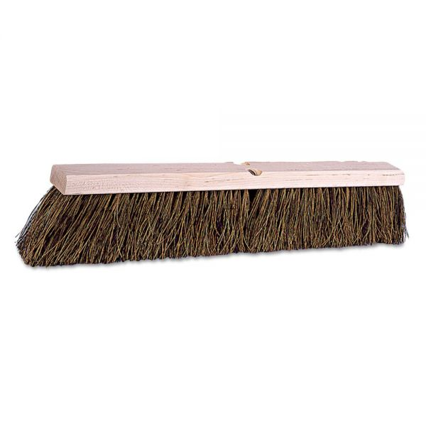 Weiler Garage Floor Brush, Palmyra Fill, 24in