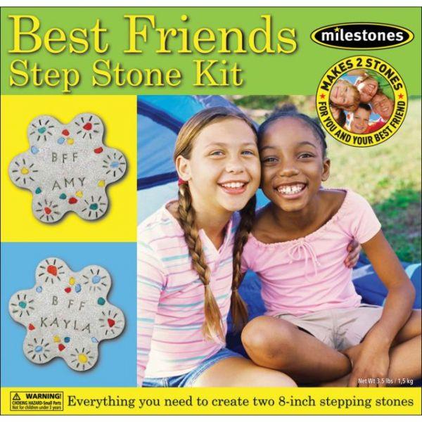 Mosaic Stepping Stone Kit