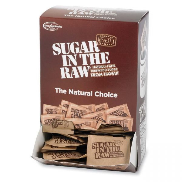 Sugar In The Raw Cane Sugar Packets