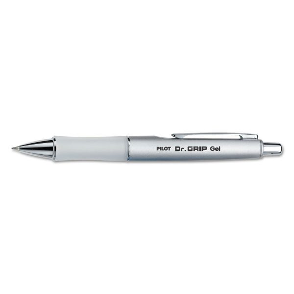 Pilot Dr. Grip LTD Retractable Gel Ink Roller Ball Pen, Black Ink, .7mm