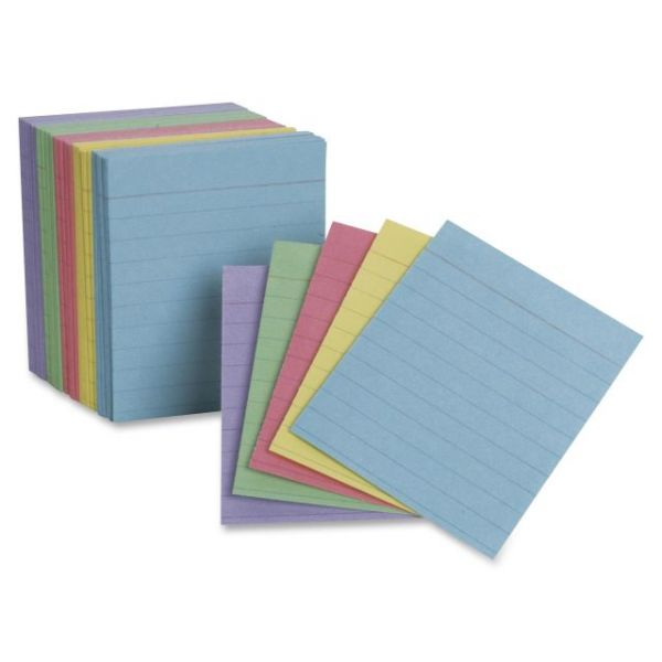TOPS Ruled Mini Index Cards