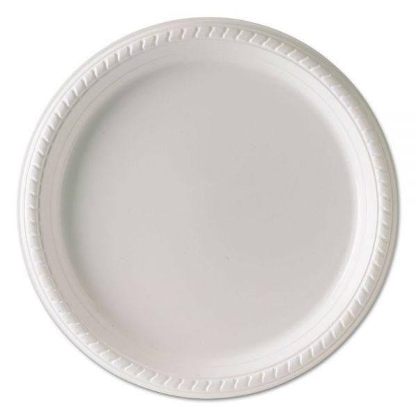 """SOLO Cup Company 10.25"""" Plastic Plates"""