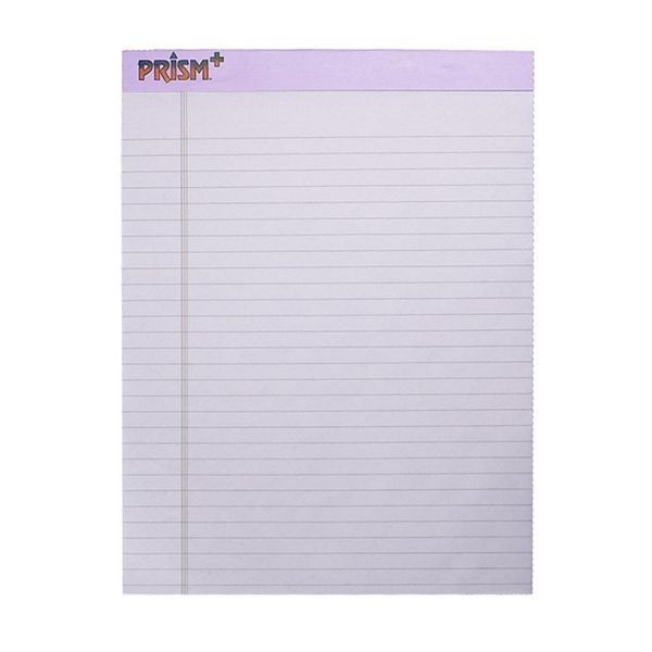 TOPS Prism Plus Colored Letter-Size Legal Pads