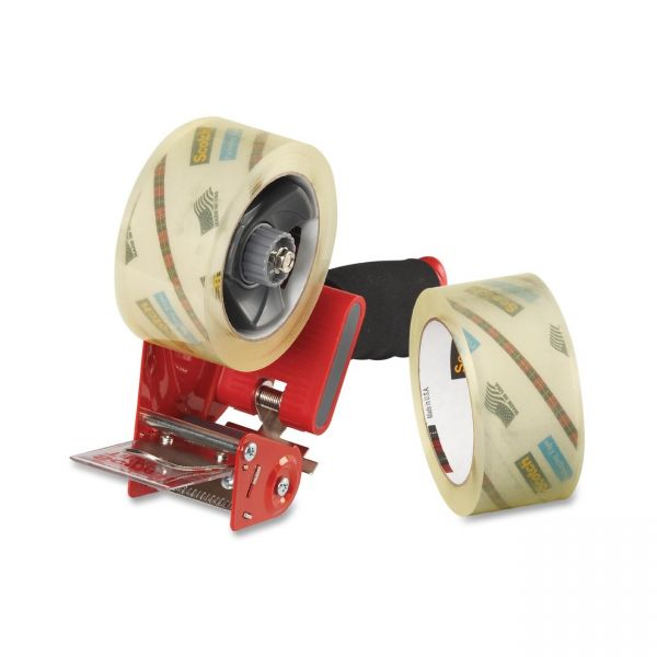 "Scotch Premium 2"" Packing Tape with Dispenser"