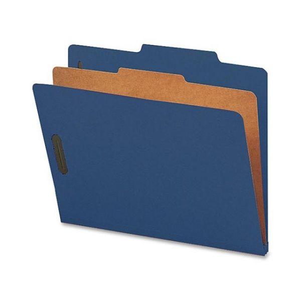 Nature Saver Blue Classification Folders