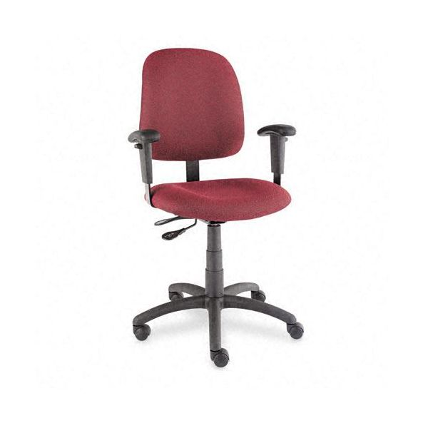Global Goal Series Low-Back Operator Office Chair