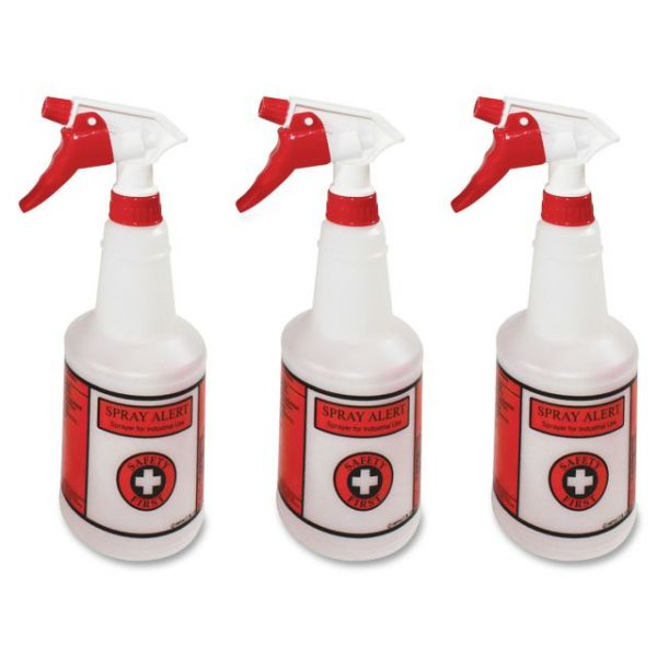 Spray Alert Trigger Spray Bottles