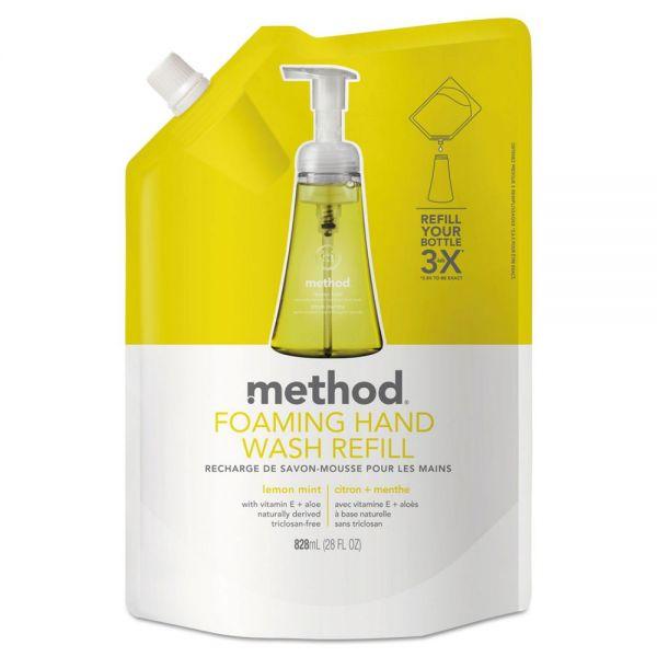 Method Foaming Hand Soap Refills