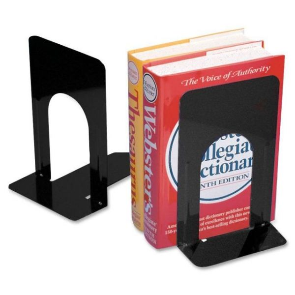 "CLI 9"" Steel Nonskid Bookends"