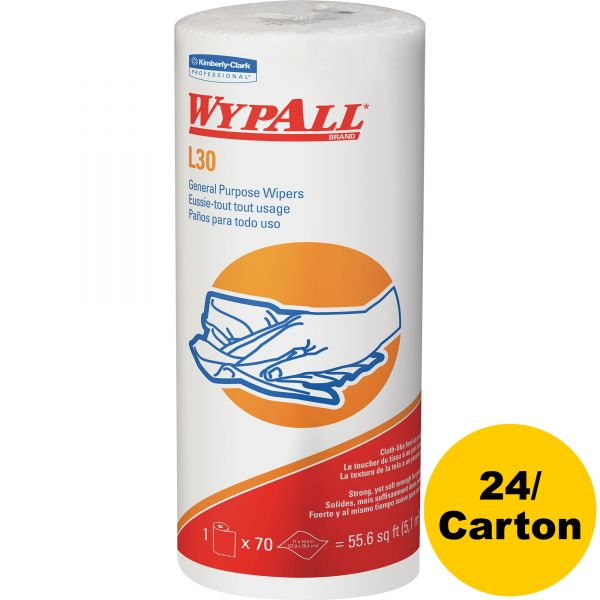 Wypall WypAll L30 General-Purpose Wipers