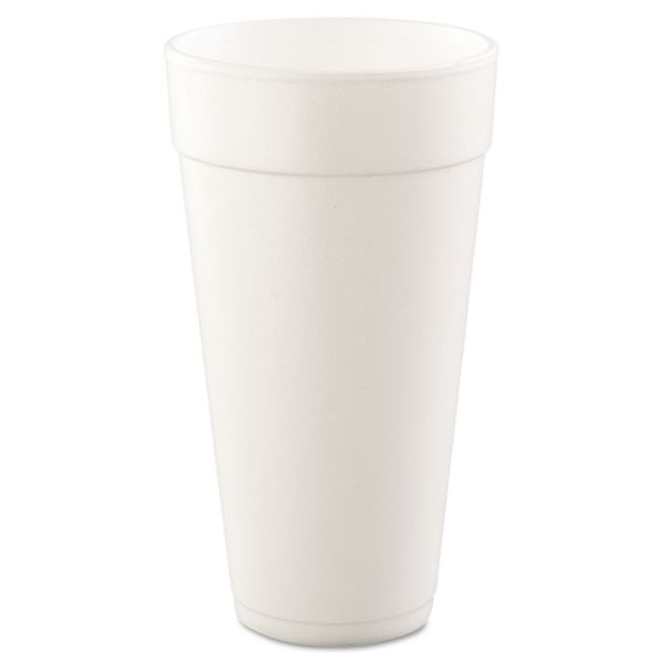 Dart 24 oz Foam Cups