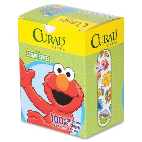 Curad Kids Adhesive Bandages