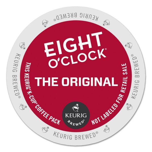 Eight O'Clock Original Coffee K-Cups