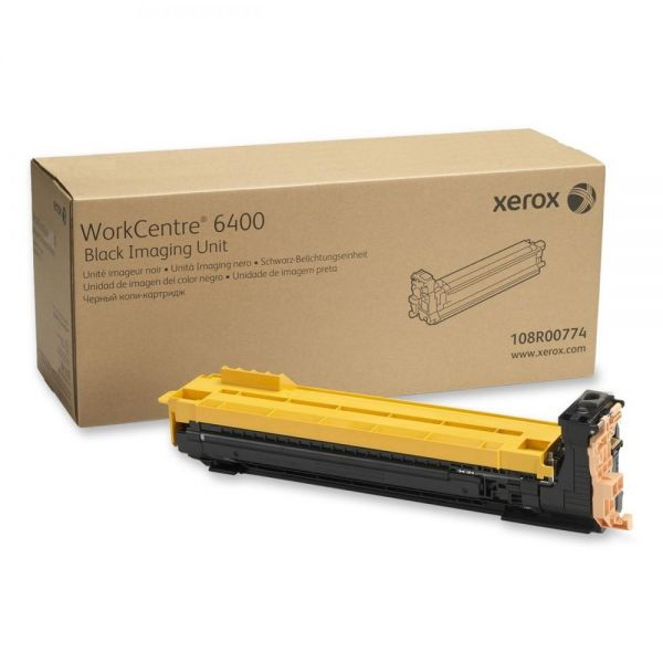Xerox 108R00774 Drum Cartridge, Black