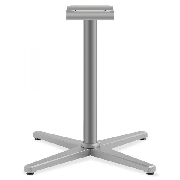 "HON Arrange Seated Height X-base for 42-48"" Surfaces"