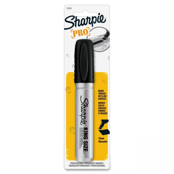 Sharpie King-Size Permanent Markers