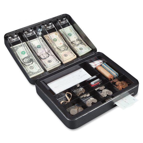 FireKing Key Locking Custom Cash Box