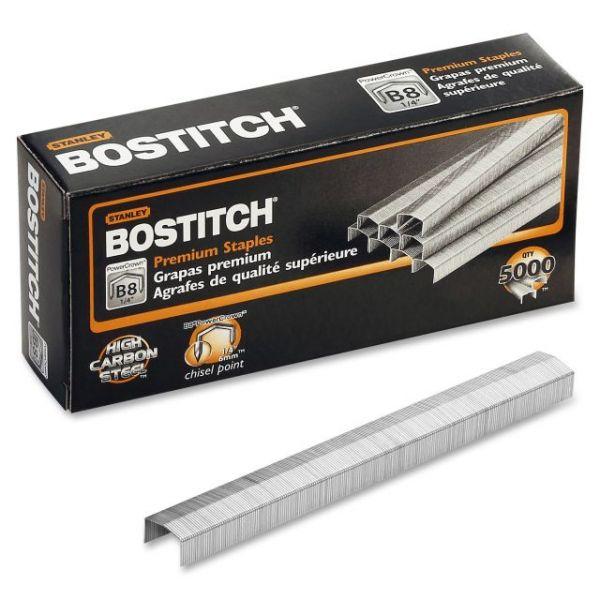 "Stanley-Bostitch B8 PowerCrown 1/4"" Staples"
