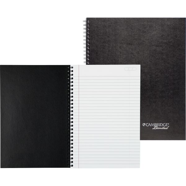 Cambridge 1-Subject Limited Business Notebook