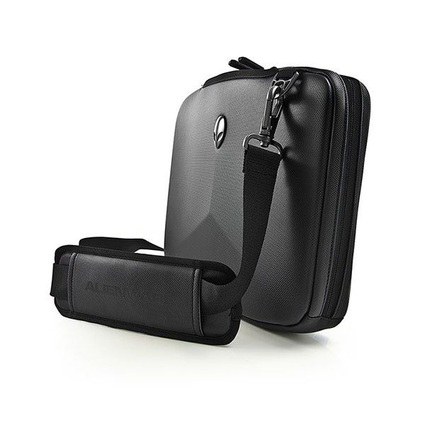 "Mobile Edge Alienware Vindicator Carrying Case (Tote) for 14.1"" Notebook - Black"