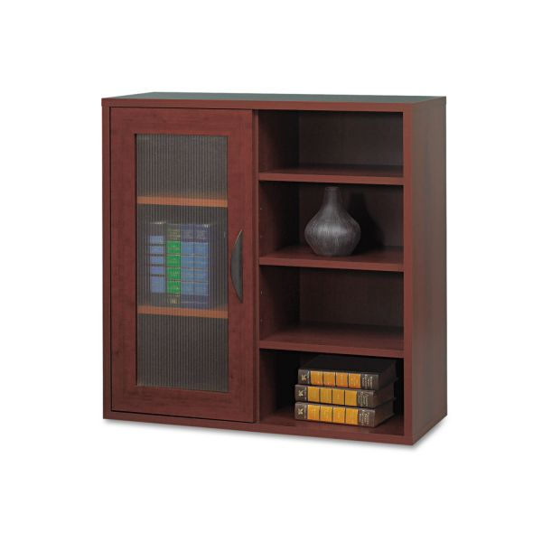 Safco Après Single-Door Cabinet w/Shelves