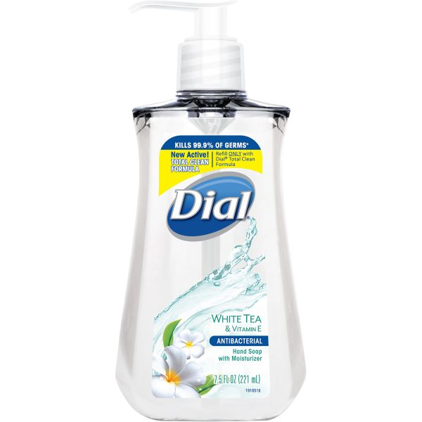 Dial Antimicrobial Liquid Hand Soap