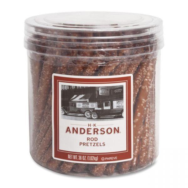 Anderson Pretzel Rods