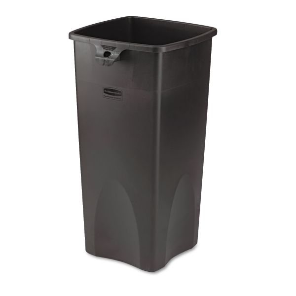 Rubbermaid Untouchable Square 23 Gallon Trash Can