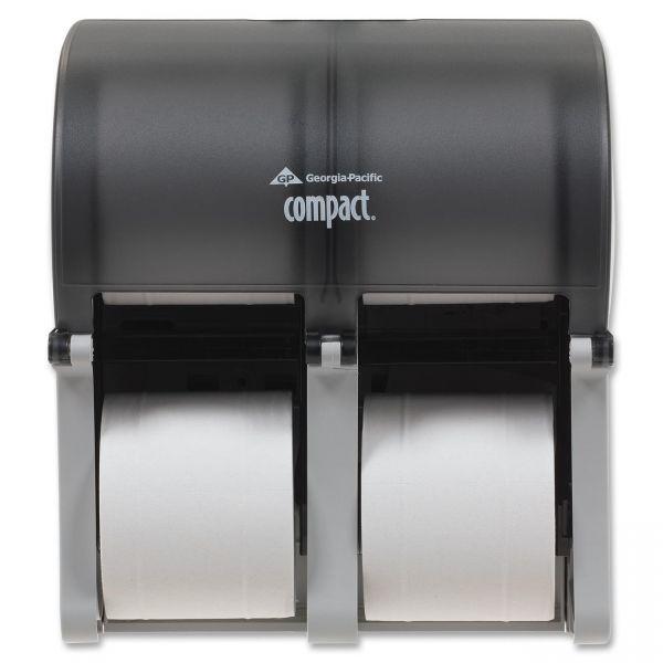 Compact Vertical Tissue Dispenser