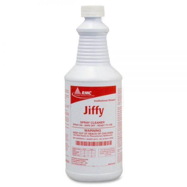 RMC Jiffy Spray Cleaner