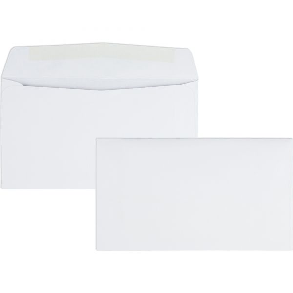 Quality Park Contemporary White Business Envelopes