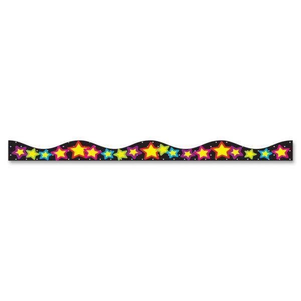 Ashley Stars Design Magnetic Border