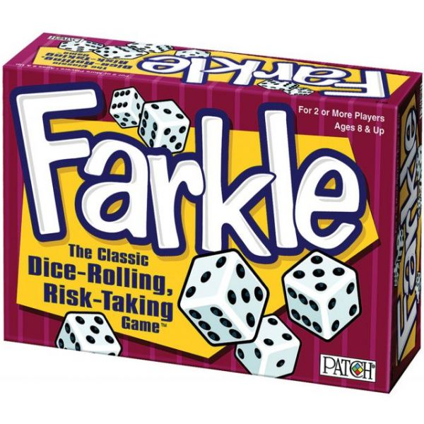 Farkle Game Box