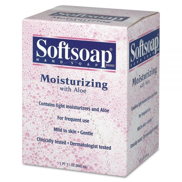 Softsoap Moisturizing Hand Soap Refills