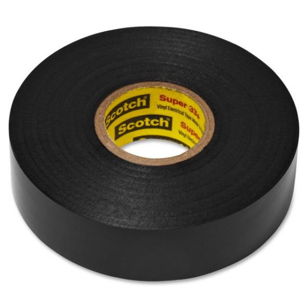 Scotch Super 33 Plus Vinyl Electrical Tape