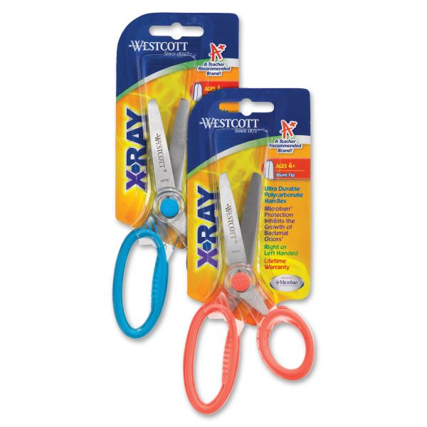 Westcott Antimicrobial Kids Scissors