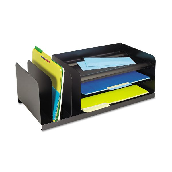 STEELMASTER by MMF INDUSTRIES Legal-Size File Organizer